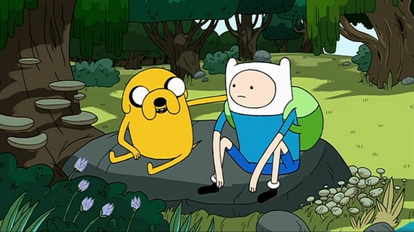 Adventure time complete series
