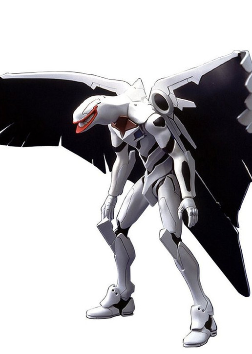 EVA-05 Mass Production High Grade Model Kit Bandai EVANGELION