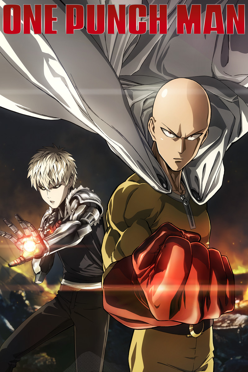 One Punch Man Episode 11 Digital Madman Entertainment